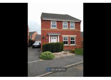 Thumbnail 4 bed detached house to rent in Queen Victoria Drive, Swadlincote