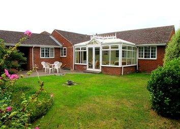 Thumbnail 4 bed bungalow for sale in Crofton Lane, Hill Head, Fareham