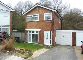 Thumbnail 3 bed link-detached house for sale in Kendal Close, Cwmbach, Aberdare