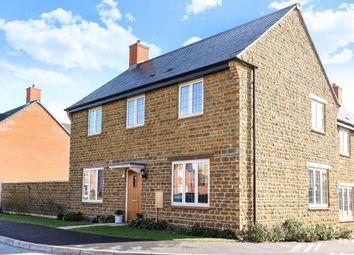4 bed semi-detached house for sale in John Harper Road, Adderbury, Banbury OX17