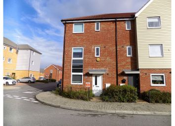 Thumbnail 4 bed town house for sale in Quartz Way, Sittingbourne