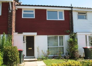Thumbnail 3 bed terraced house to rent in Pegwell Close, Crawley