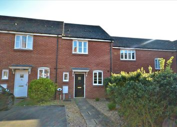 Thumbnail 2 bed terraced house to rent in Connolly Road, St Crispins, Northampton