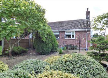 Thumbnail 2 bed semi-detached bungalow for sale in St. Marys Close, Newton Flotman, Norwich