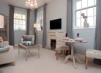 "Thumbnail 1 bed property for sale in ""Apartment Number 3"" at Bowes Lyon Place, Poundbury, Dorchester"