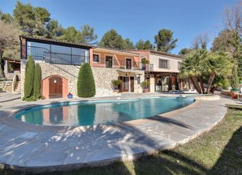 Thumbnail 6 bed property for sale in Tourrettes-Sur-Loup, Alpes Maritimes, Provence Alpes Cote D'azur, 06140