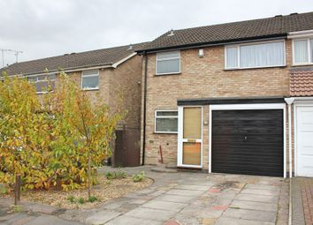 Thumbnail 3 bed end terrace house for sale in Winders Way, Aylestone, Leicester