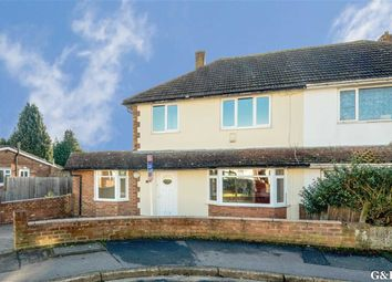 Thumbnail 3 bed semi-detached house for sale in Rylands Road, Kennington, Kent