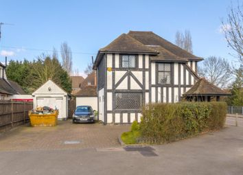Thumbnail 4 bed property for sale in Cassiobury Drive, Watford, Hertfordshire