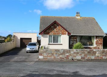 Thumbnail 4 bed detached bungalow for sale in Killivose Road, Camborne, Cornwall