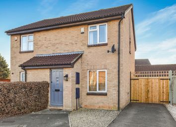 Thumbnail 2 bed semi-detached house to rent in Fontana Close, Longwell Green, Bristol