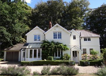 Thumbnail 5 bed detached house to rent in Bagmore Lane, Herriard, Hampshire