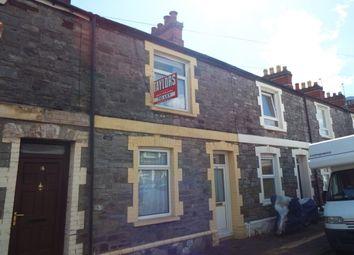 Thumbnail 1 bedroom terraced house to rent in Kilcattan Street, Splott, Cardiff