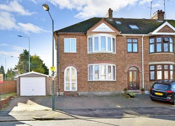 Thumbnail 3 bed end terrace house for sale in Sunnymead Avenue, Gillingham, Kent