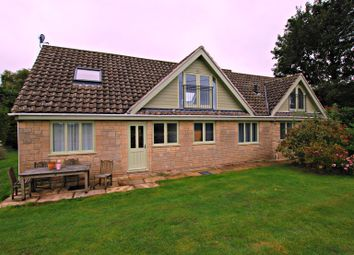 Thumbnail 4 bed detached house to rent in Brimpsfield, Gloucester