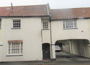 Thumbnail 3 bed terraced house to rent in Leakes Court, James Street, Louth