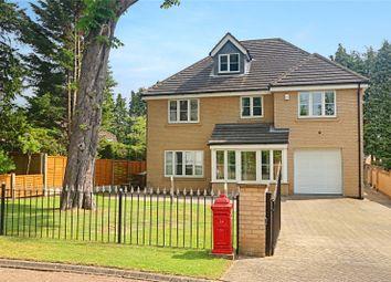 Thumbnail 5 bed detached house for sale in Bladons Walk, Kirk Ella, East Yorkshire