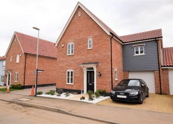 Thumbnail 3 bed detached house for sale in Butterfly Trail, Stanway, Colchester, Essex