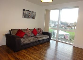 Thumbnail 2 bed flat to rent in Hemisphere, 18 Edgbaston Cresent, Birmingham
