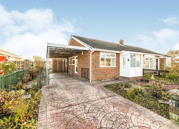 Thumbnail 3 bed semi-detached bungalow for sale in Tanton Grove, Billingham