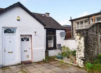 Thumbnail 1 bedroom cottage for sale in 20 Alfred Street, Dunoon, Argyll And Bute