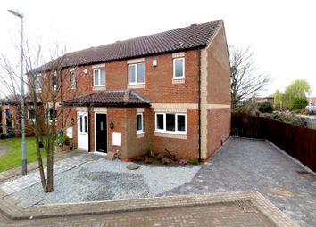Thumbnail 3 bed end terrace house for sale in Riverhead Gardens, Driffield