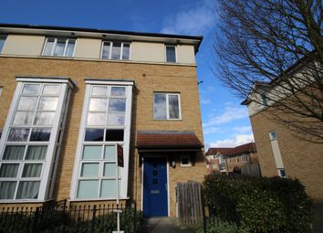 Thumbnail 3 bedroom end terrace house to rent in Radstock Crescent, Broughton, Milton Keynes