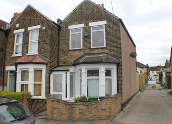 Thumbnail 2 bed end terrace house to rent in Reventlow Road, London
