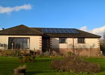 Thumbnail 4 bed detached house for sale in Mansecroft Kirkton Of Glenisla, Blairgowrie, Blairgowrie