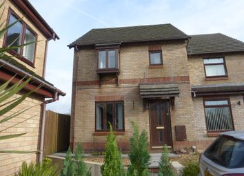 Thumbnail 3 bed terraced house for sale in Manor Chase, Beddau, Pontypridd