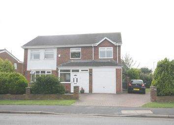 Thumbnail 4 bed detached house for sale in St Barnabas, Bournmoor, Houghton Le Spring, Tyne And Wear