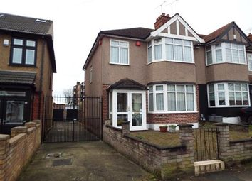 Thumbnail 3 bed end terrace house for sale in Barkingside, Ilford, Essex