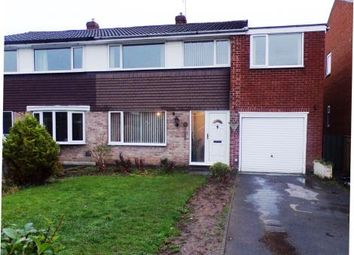 Thumbnail 4 bed semi-detached house for sale in De Gaunte Road, Northallerton
