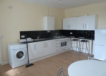 Thumbnail 1 bed flat to rent in Saffron Lane, Aylestone, Leicester