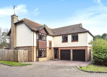 Thumbnail 5 bed detached house for sale in Bentley Copse, Camberley