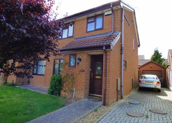 Thumbnail 3 bed semi-detached house for sale in Primula Close, Weymouth