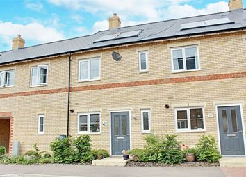 Thumbnail 2 bedroom terraced house for sale in North Lodge Park, Milton, Cambridge