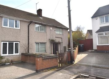 Thumbnail 4 bedroom semi-detached house for sale in Synkere Close, Keresley End, Coventry