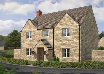 """Thumbnail 5 bed detached house for sale in """"The Maple"""" at Cirencester Road, Tetbury"""