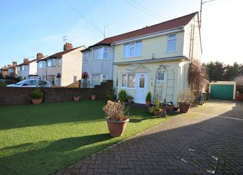 Thumbnail 3 bed semi-detached house for sale in Kimberley Road, Lowestoft
