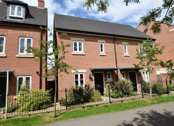 Thumbnail 3 bed semi-detached house for sale in Coleridge Way, Oakham