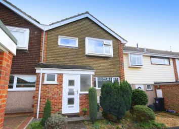Thumbnail 3 bedroom terraced house for sale in Concorde Drive, Westbury-On-Trym, Bristol