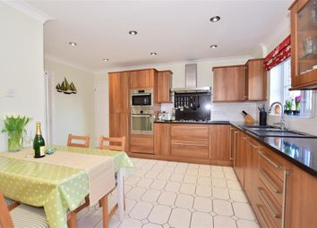 Thumbnail 4 bed detached house for sale in Covert Mead, Ashington, West Sussex
