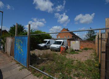 Land for sale in Willaston Road, Birmingham B33