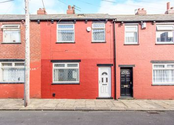 Thumbnail 3 bedroom terraced house for sale in Clark Road, Leeds