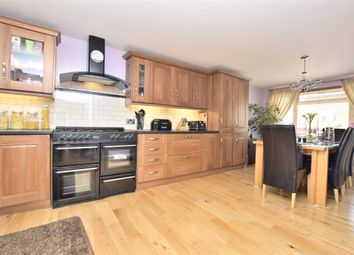 Thumbnail 5 bed semi-detached house for sale in Larksleaze Road, Longwell Green