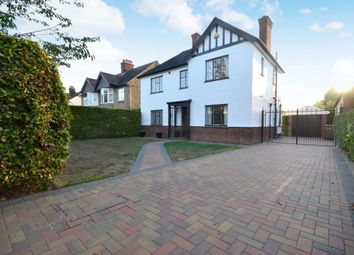 Thumbnail 4 bedroom detached house for sale in Chelmerton Avenue, Chelmsford