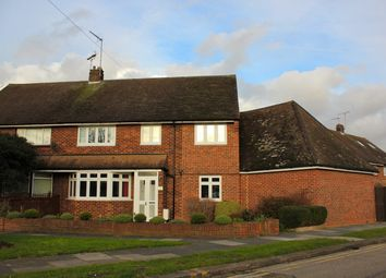 Thumbnail 4 bed semi-detached house for sale in Fairview Drive, Westcliff-On-Sea