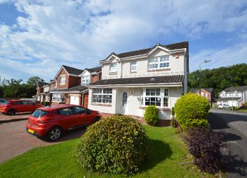 Thumbnail 4 bed detached house for sale in Somerville Park, Irvine, North Ayrshire