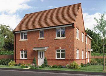 "Thumbnail 3 bed semi-detached house for sale in ""Morley"" at Rykneld Road, Littleover, Derby"